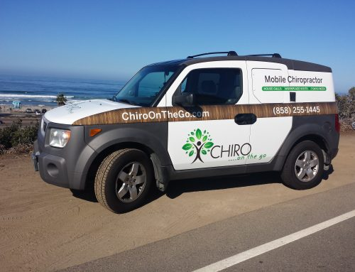 The Back Mobile!! San Diego's Mobile Chiropractor